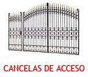 Cancelas de Acceso